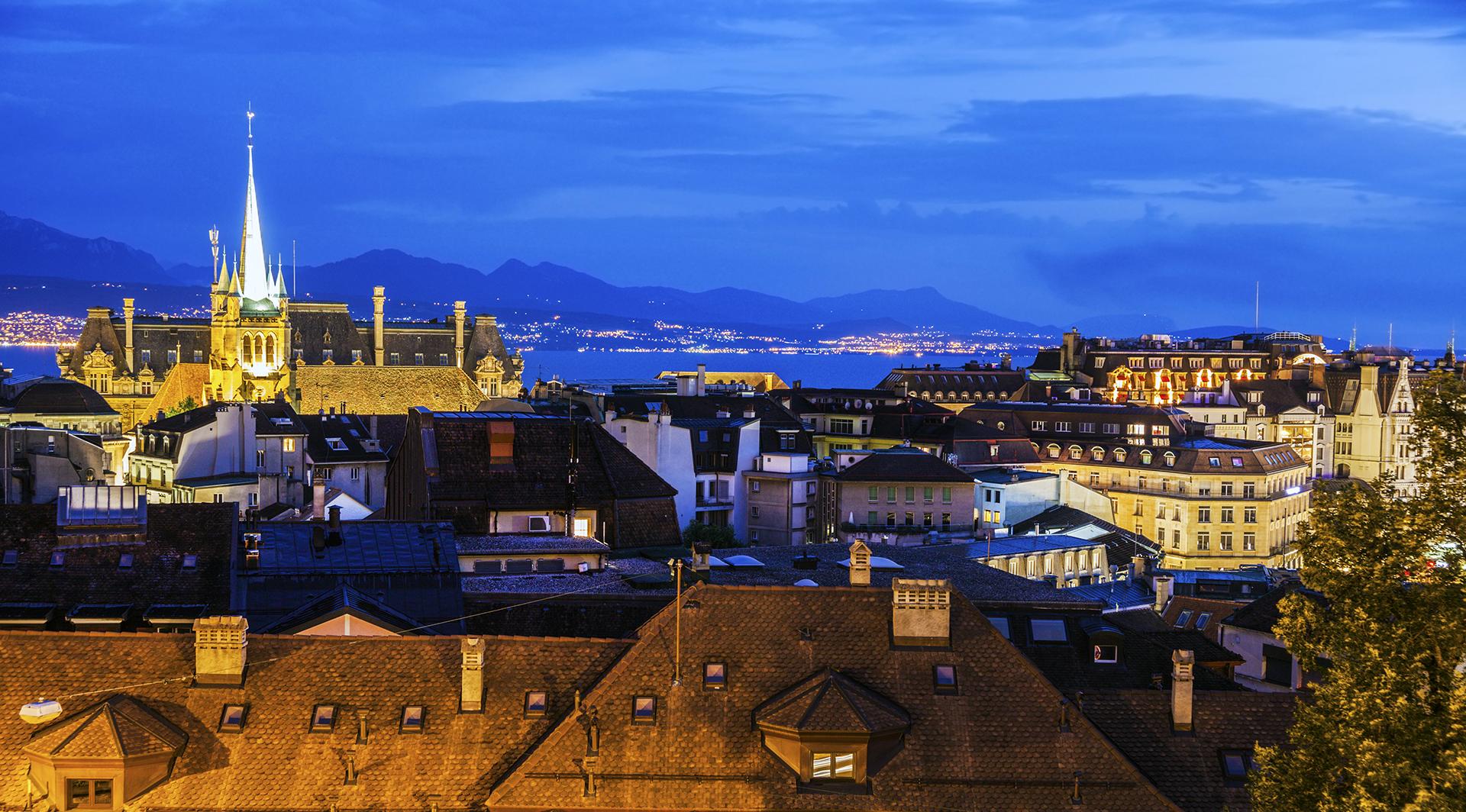 Votre étude au centre de Lausanne